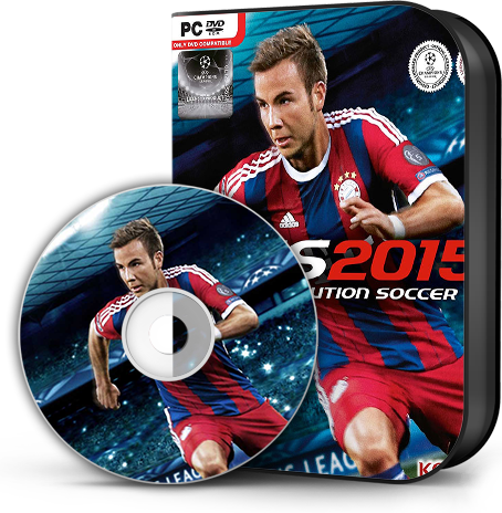 Pro Evolution Soccer 2015 torrent indir
